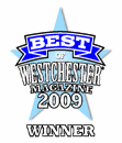 Best of Westchester® 2009 Award Winner