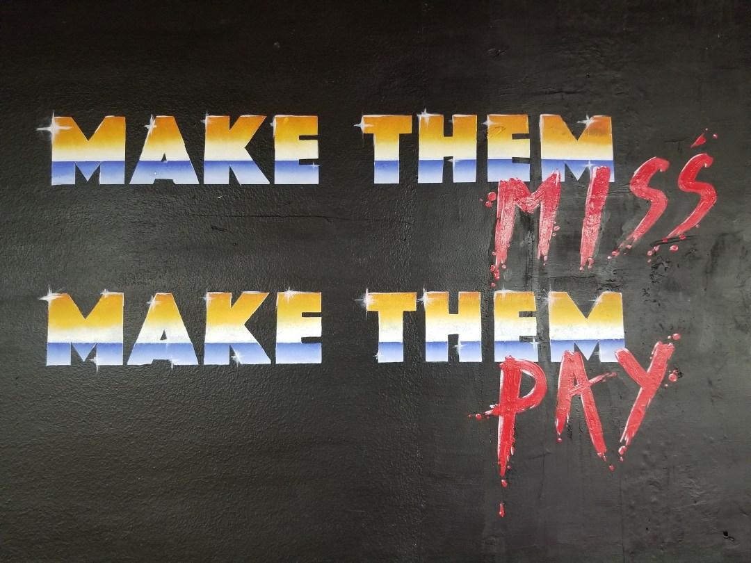 Make Them Miss Make Them Pay
