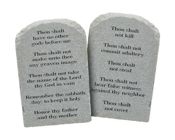 10 commandments bible # 5