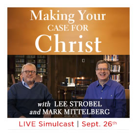 The Case for Christ Simulcast