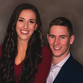 Chris and Emily Norton