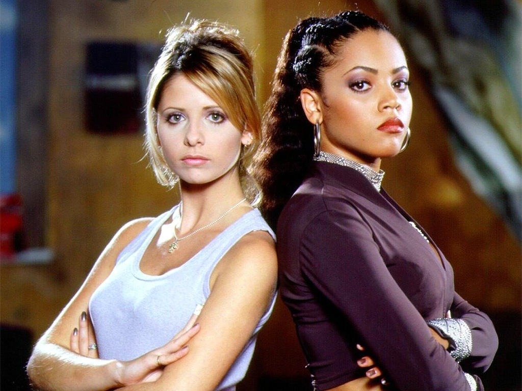 Image result for black buffy the vampire slayer