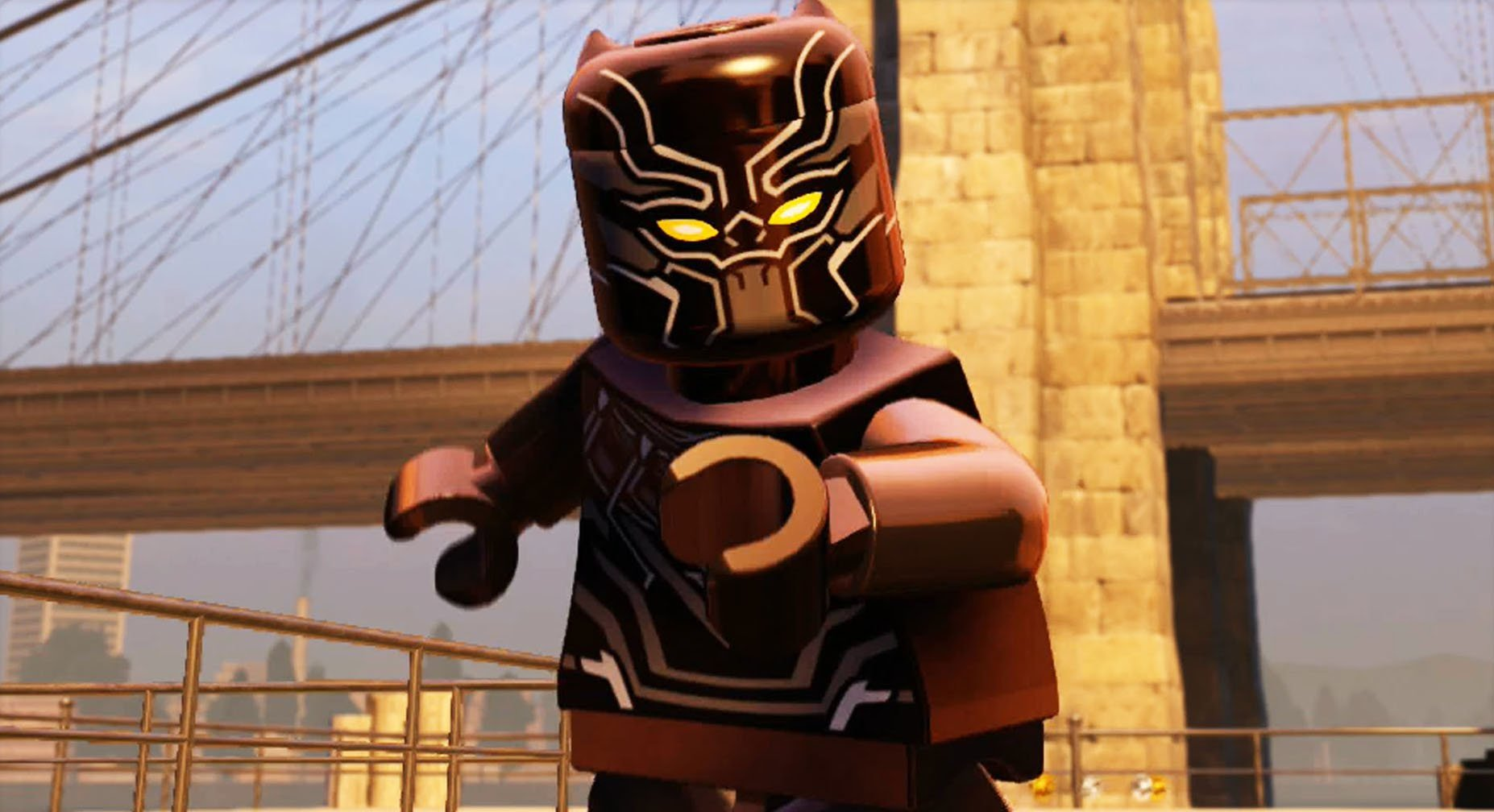 Black Panther Trouble In Wakanda Is The New Black Panther