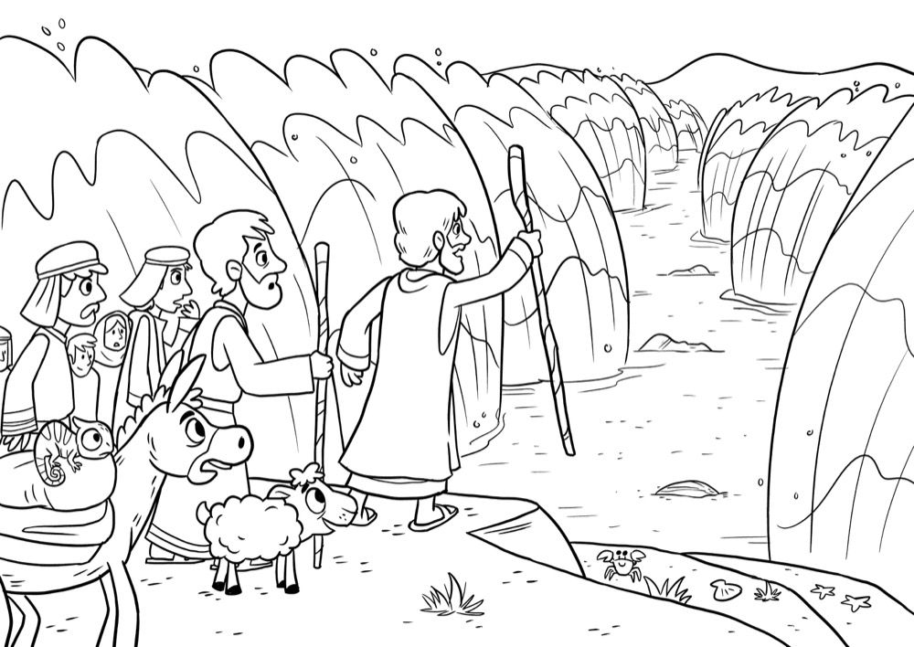 Gods Promises 4 Kids Coloring Page Wednesday Nights
