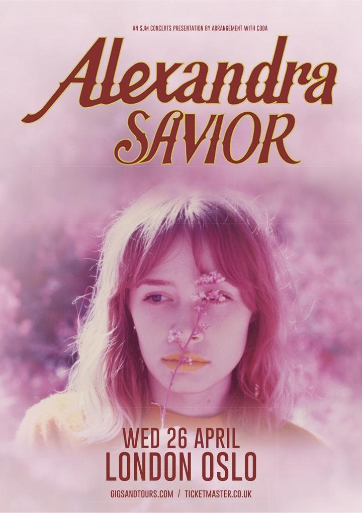 Alexandra Savior @ Oslo - London, United Kingdom