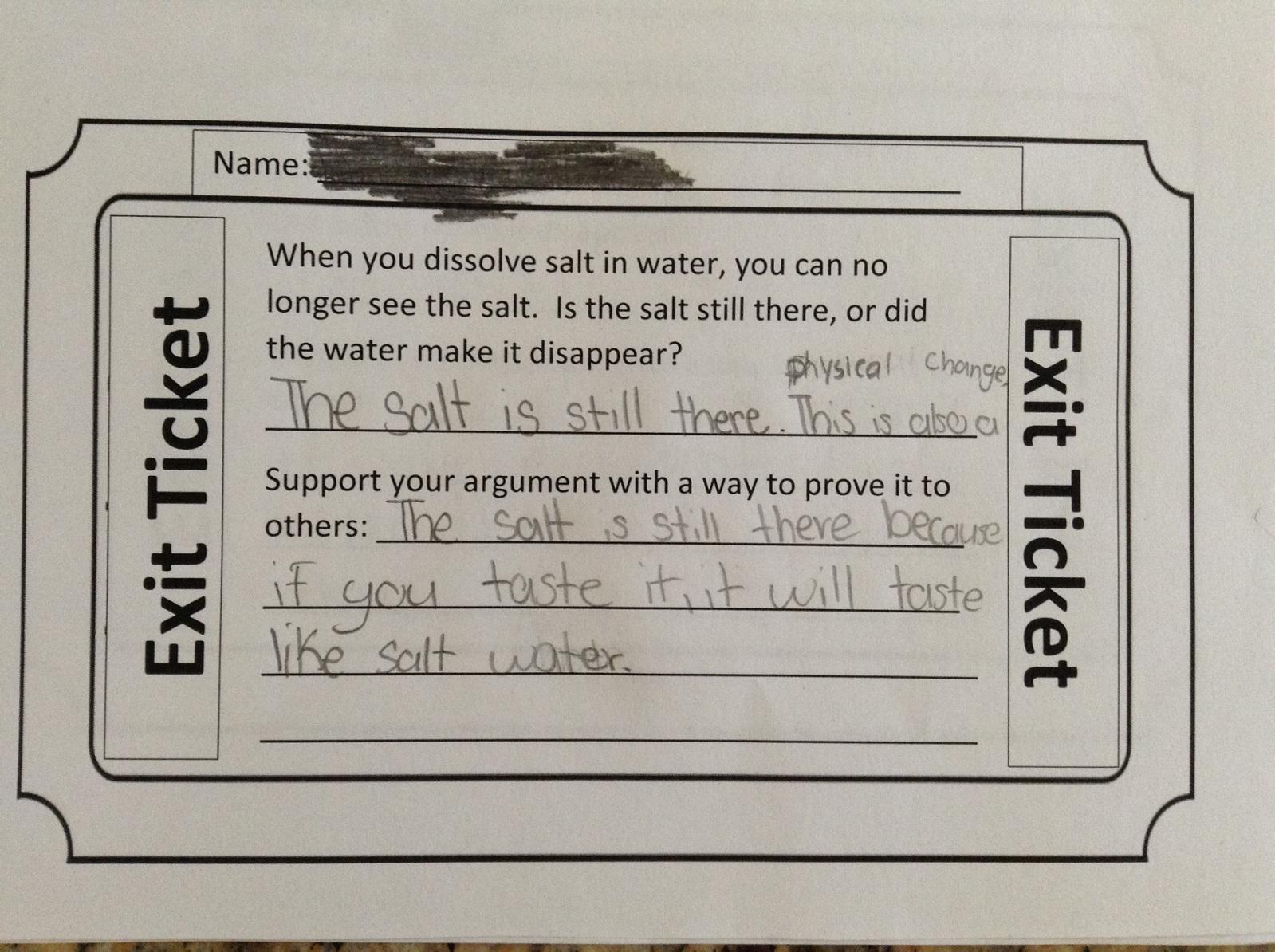 hight resolution of Fifth grade Lesson Dissolving Salt   BetterLesson