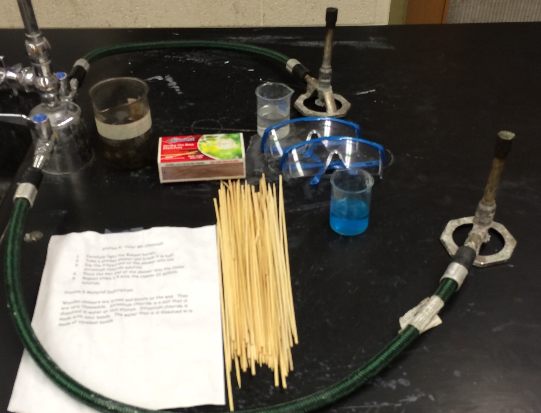 Lesson Chemical And Physical Changes Lab Stations