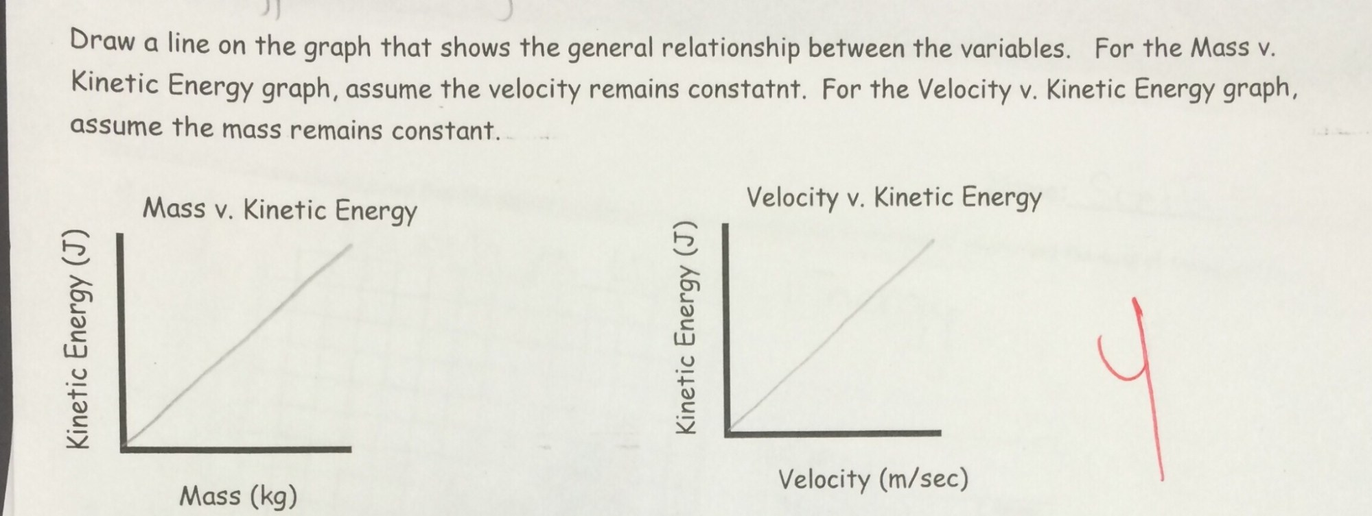 hight resolution of as mass and velocity increase the kinetic energy will increase as well the conference groups i typically work with in the following lesson include