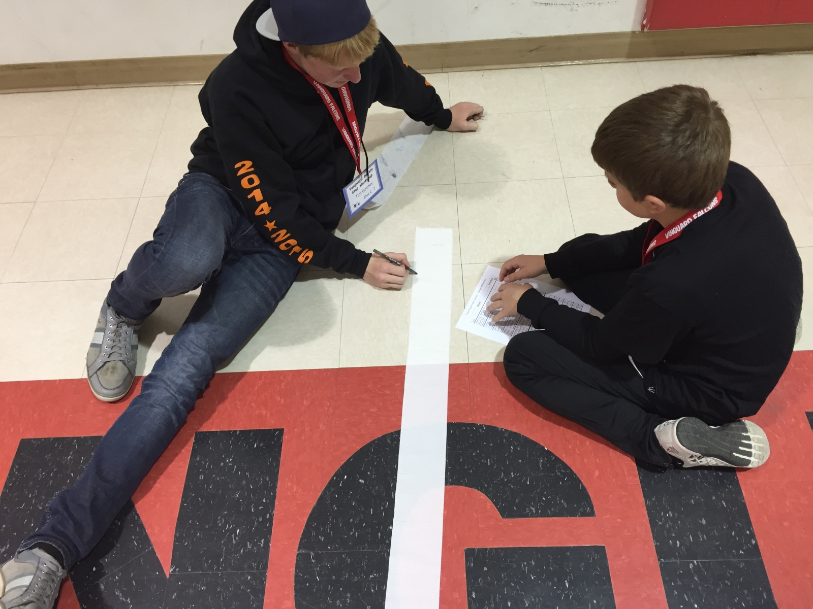 Eighth Grade Lesson Planetary Distances Using Toilet Paper