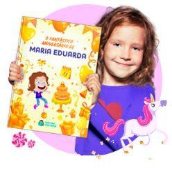 livro personalizado princesas