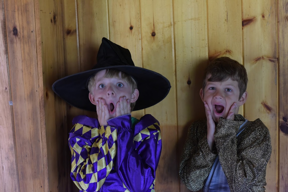 Camp = Halloween… see for yourself!