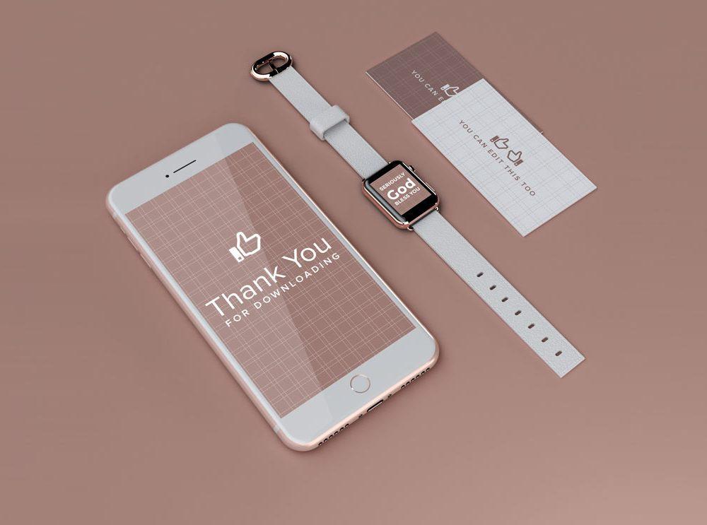 Free device mockups