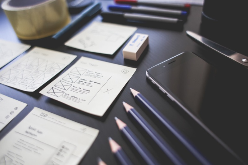 Wireframing vs. prototyping