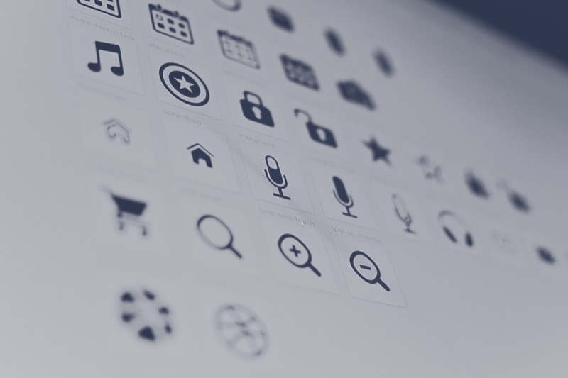 design system icons