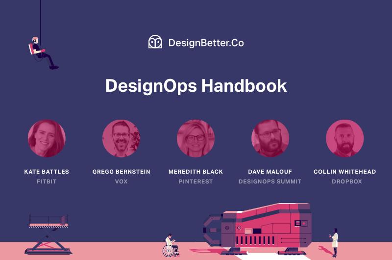 DesignOps Handbook authors