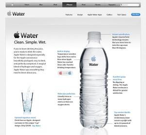 if-apple-made-bottled-water