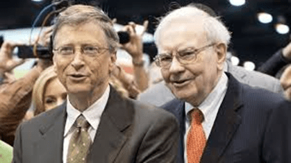 2 Strange Billionaire Habits (Buffett & Gates)