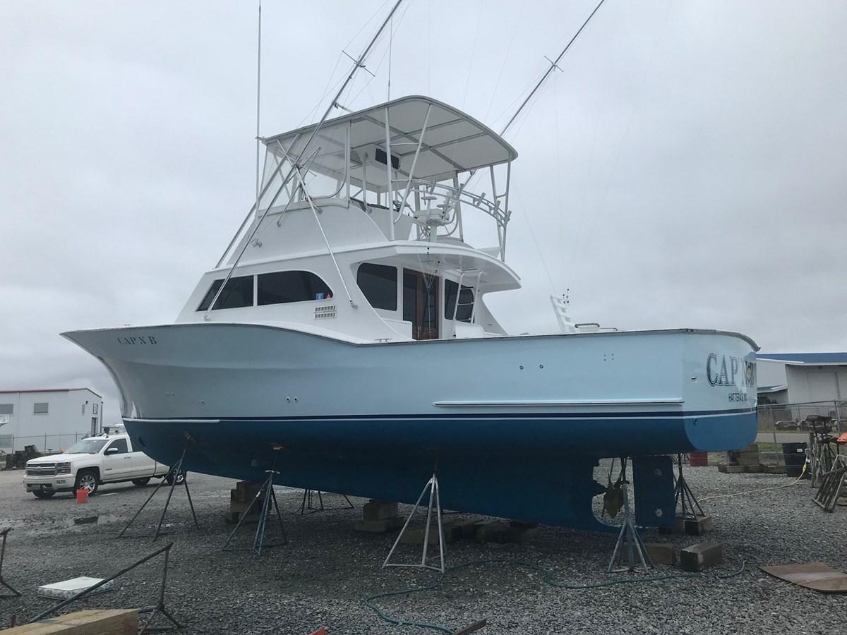 Jarvis Newman 46 Custom Carolina Charter 1988 For Sale In Nags Head North Carolina Bluewater
