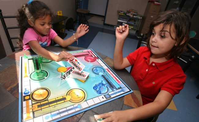 Ub Seeks Children 4 Or 5 Years Old For Board Games Study