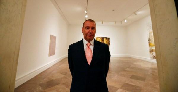 Jeffrey Gundlach Give Millions Albright-knox