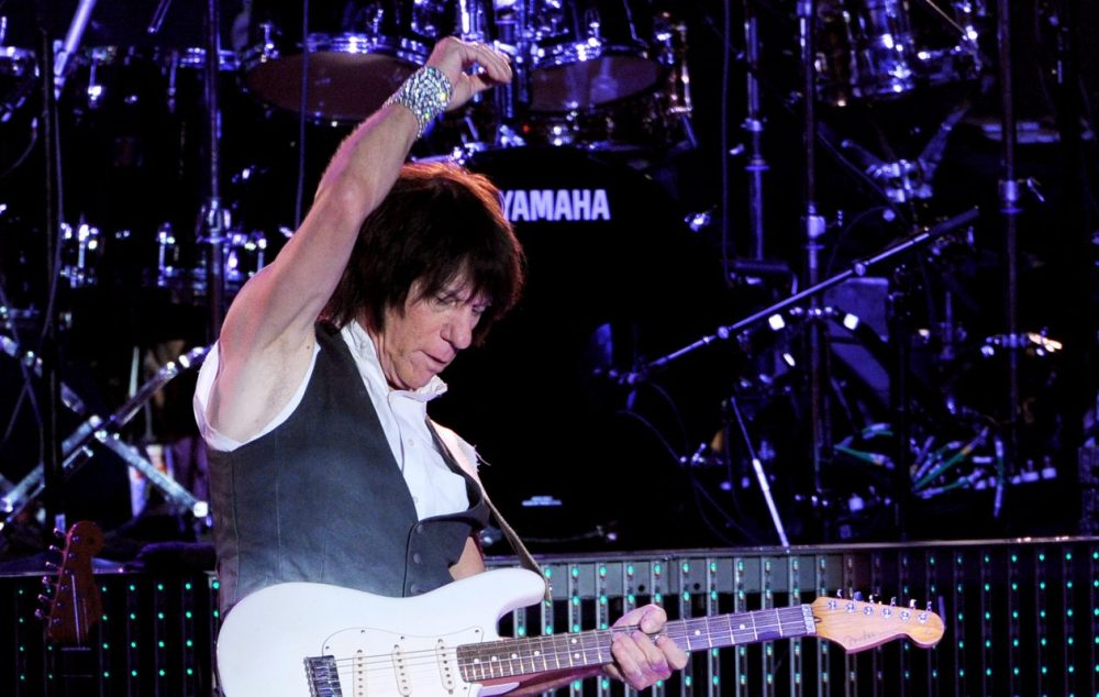 medium resolution of jeff beck will be in concert at artpark getty images