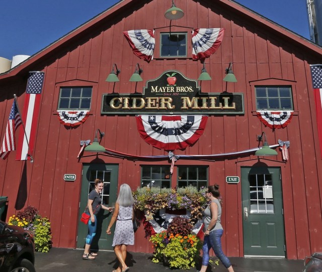 Cider Mill Is Just One Example Of What The Buffalo Niagara Region Has