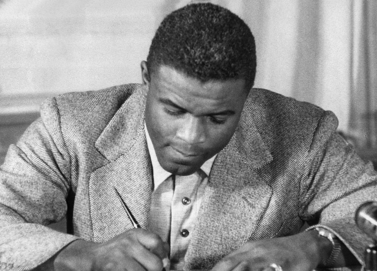 On Jackie Robinson S 100th Birthday Looking Back At His