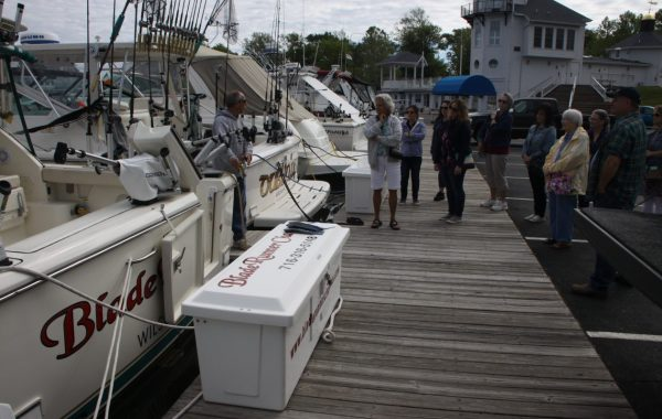 Lake Ontario Faces Challenges Fishing Great And