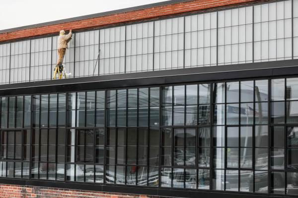 Albright-knox Northland Exhibit Space Industrial