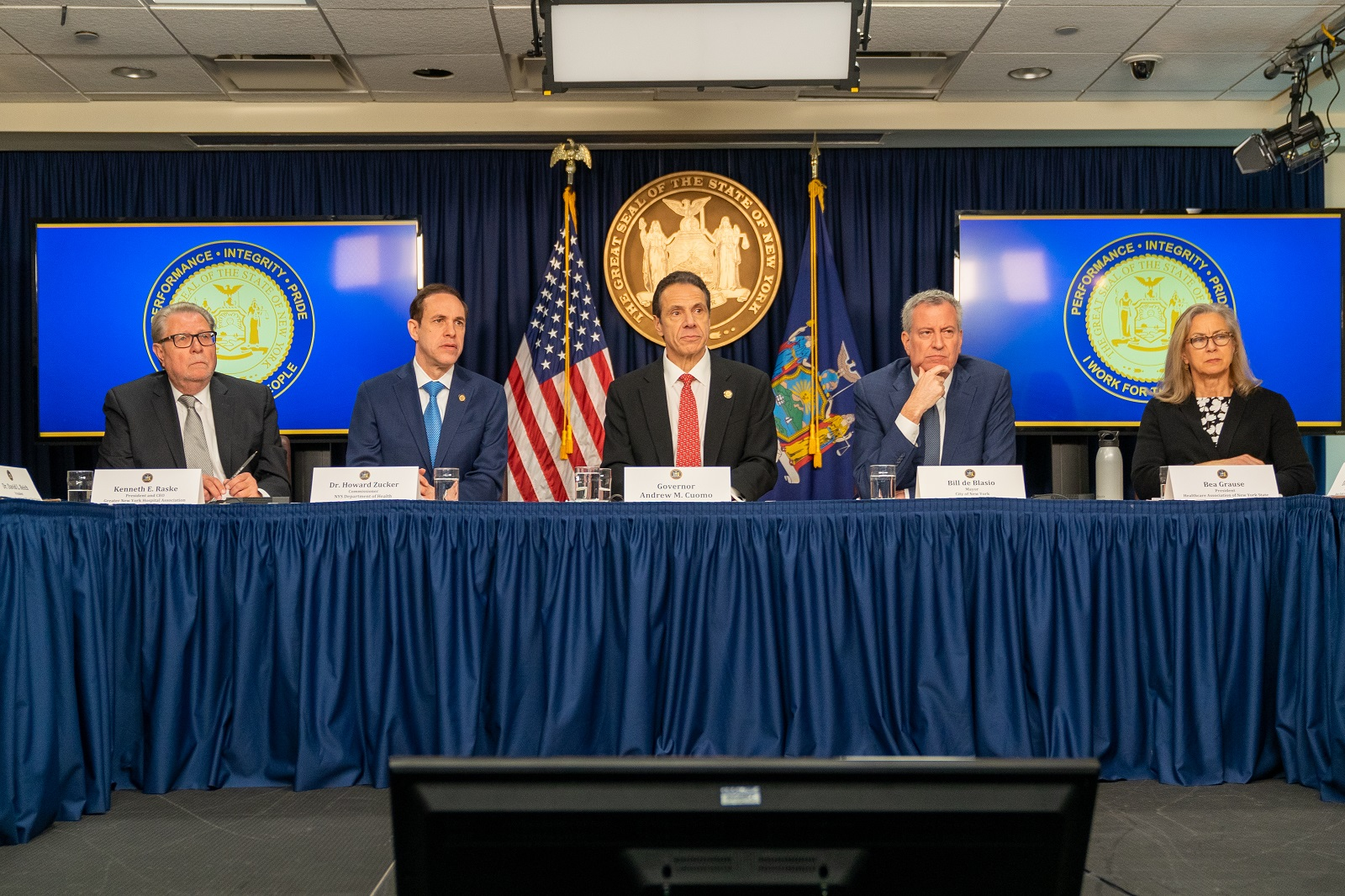 3 confirmed cases of COVID-19 in Erie County, Cuomo says – The ...