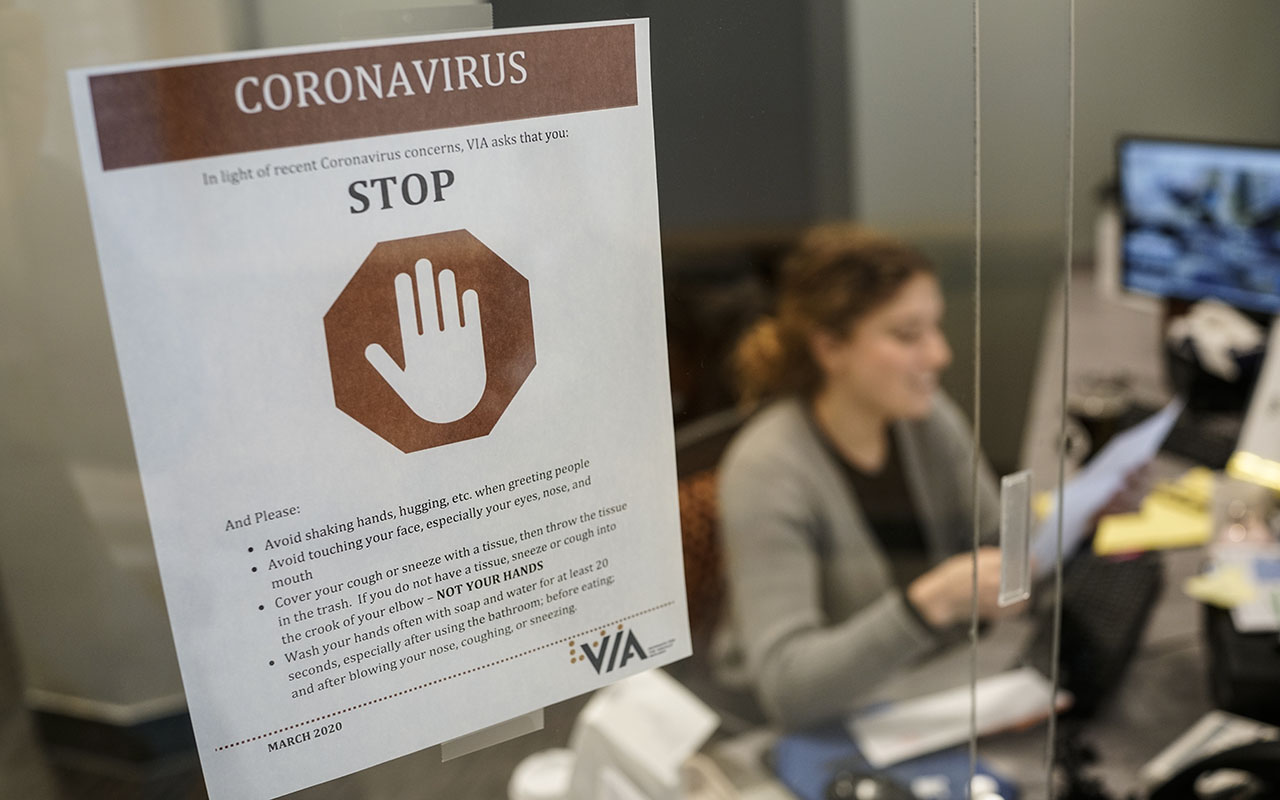 Erie County reports first case of coronavirus community spread as ...