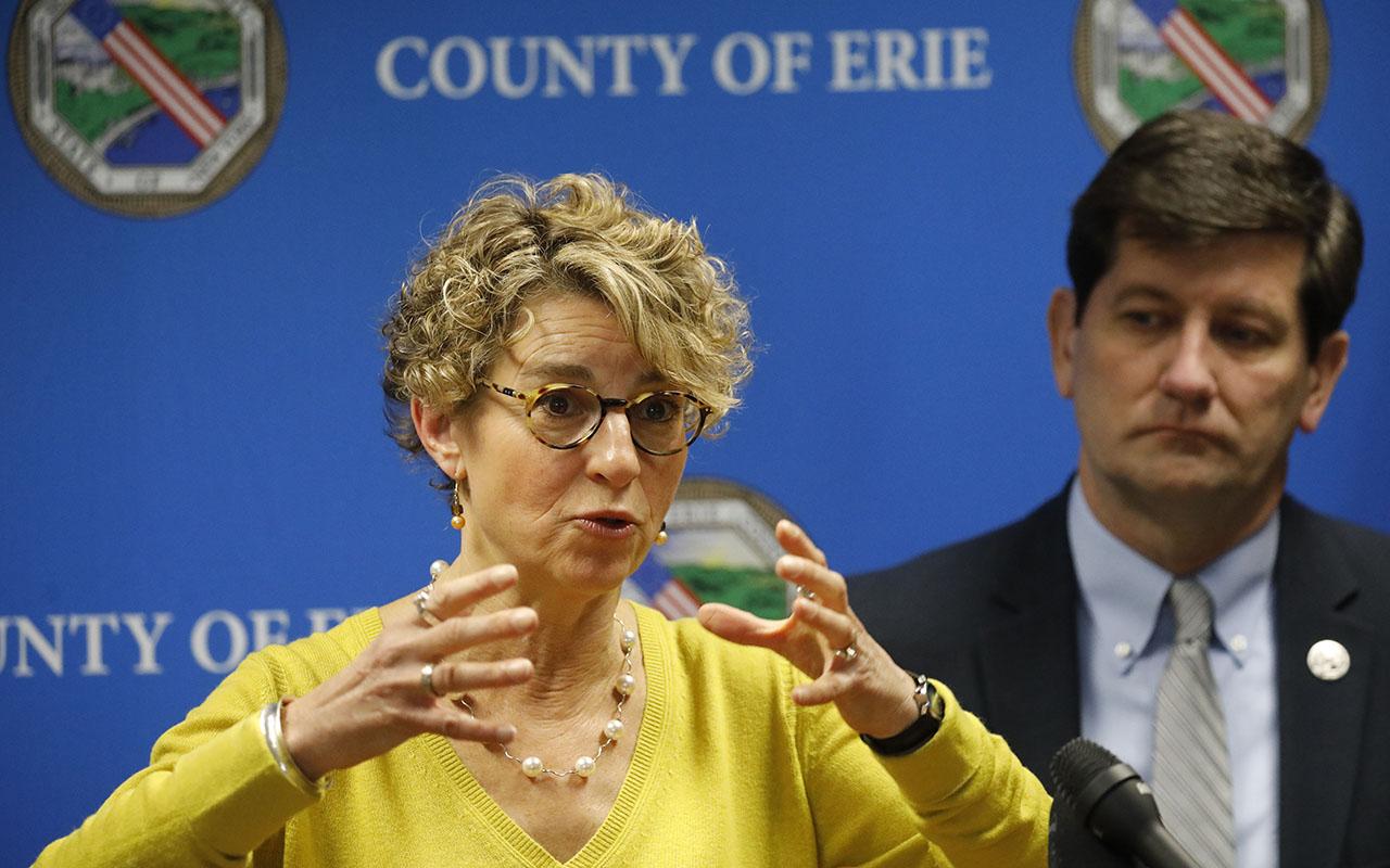44 coronavirus cases confirmed in New York; 116 monitored in Erie ...