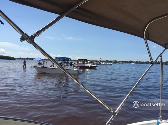 Rent A 2006 23 Ft Hurricane Boats Sd 237 Dc In Tampa Fl