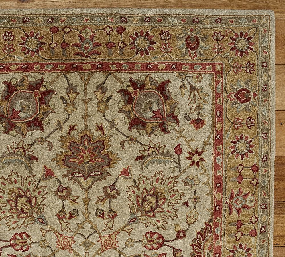 New Pottery Barn Handmade Persian BRANT Area Rug 8X10  Rugs  Carpets