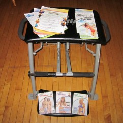 Malibu Pilates Chair Plastic Stackable Chairs Kmart Used