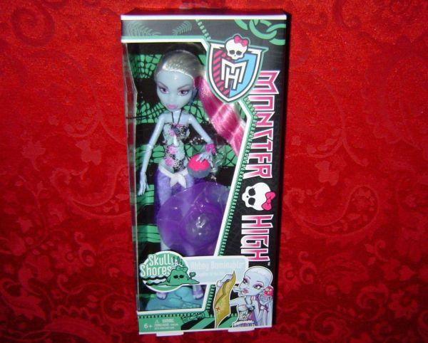 Monster High Skull Shores Abbey Bominable Daughter Of Yeti