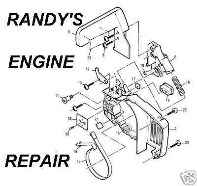 Wiring Diagram: 28 Mac 3200 Chainsaw Parts Diagram