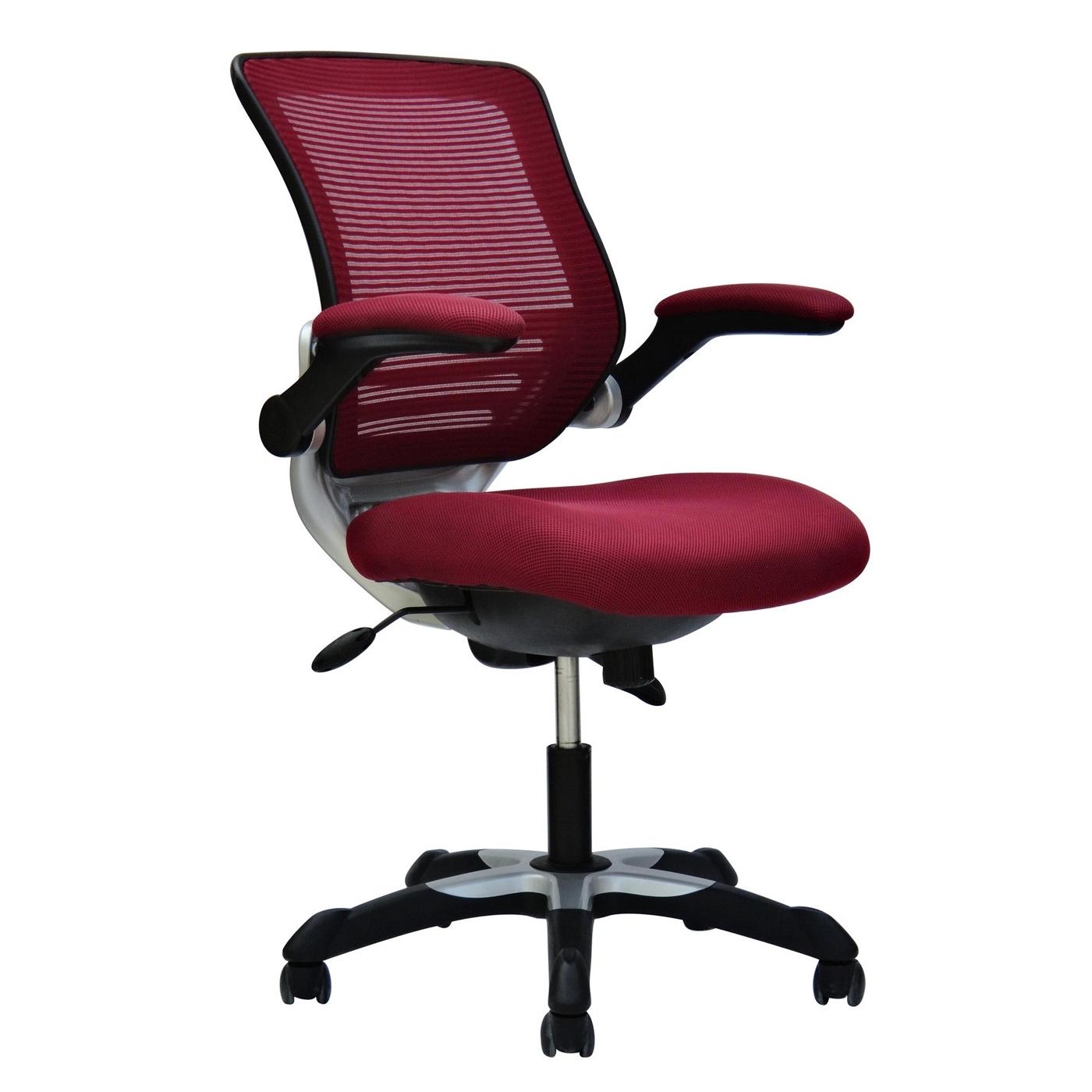 ergonomic computer chair desk for back pain adjustable office swivel