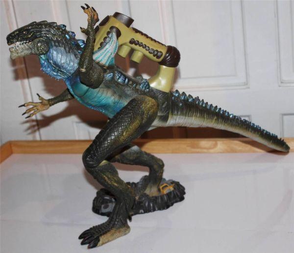Godzilla Electronic Battle Action 8 Heavy Hitter