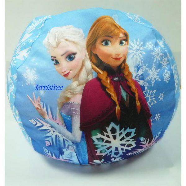 Disney Frozen Bean Bag Chair Princess Elsa Anna
