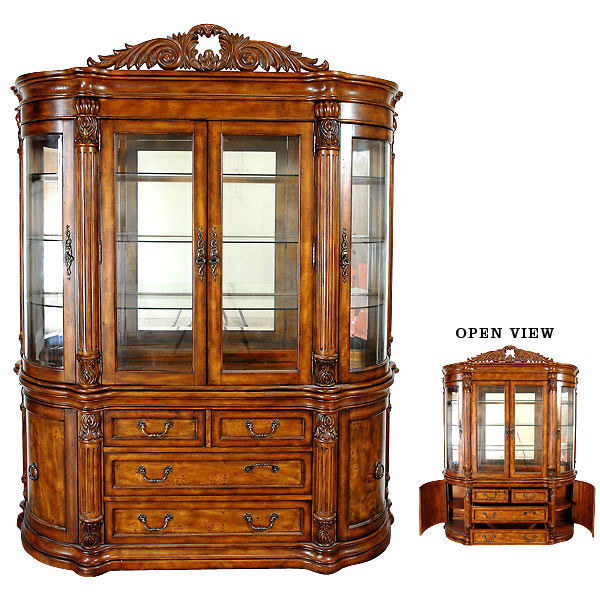 Used China Cabinet Wood for sale  181 ads in US
