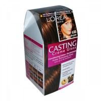 L'oreal Casting creme gloss hair color - 530 Gloss Praline ...