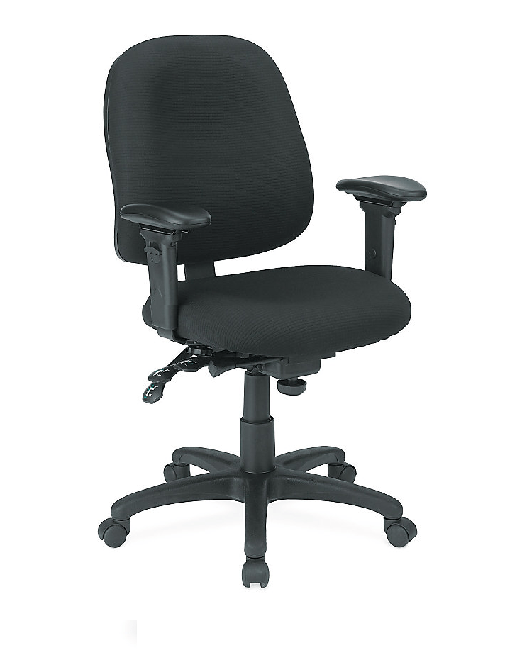 WorkPro PRO 3000 Series Ergonomic Fabric MidBack Chair