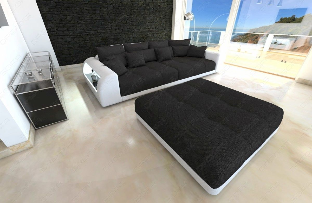 new york sofa bed nz paloma furniture village xxl big sectional miami with led lights rgb