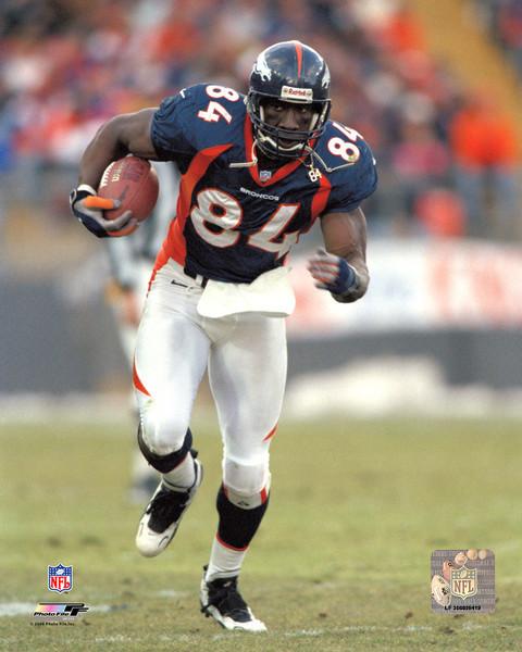 Shannon Sharpe Denver Broncos Photo Manufacturer