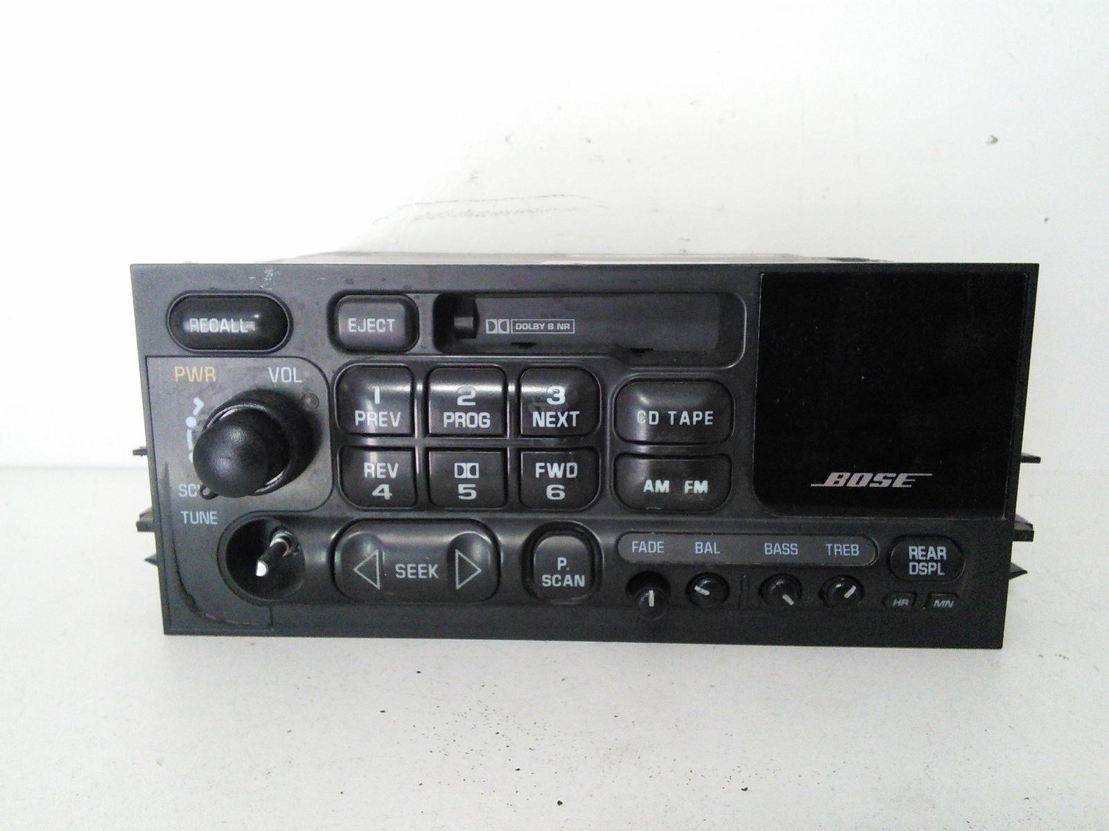 2002 Gmc Yukon Xl Radio Wiring Diagram