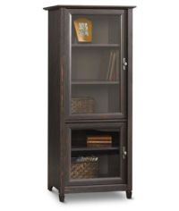 Audio Media Storage Cabinet Display Case Display Case ...
