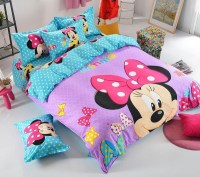 Minnie Mouse Twin Comforter. Bow Papillon Minnie Mouse ...