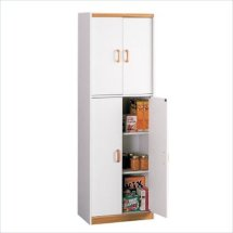 Tall Kitchen Pantry Storage Cabinet