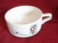 Campbell Kid 10 oz Handled Soup Mug Bowl Cup Ice Hockey ...